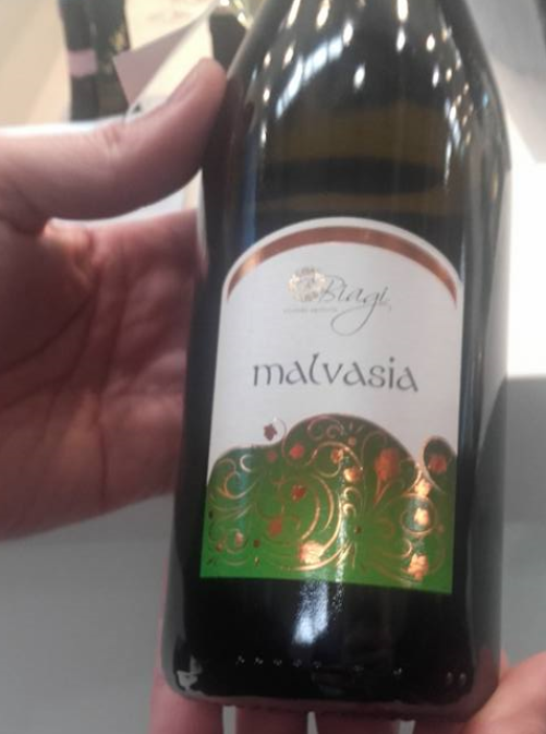 Malvasia Biagi new
