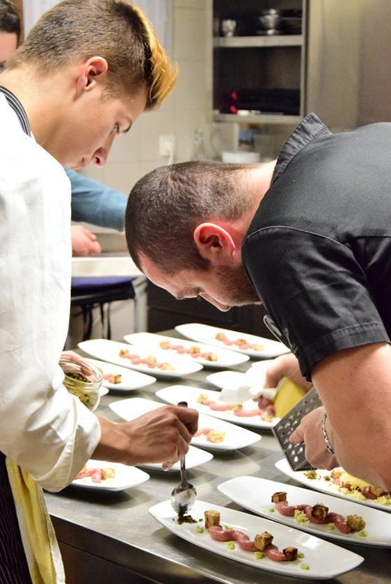 44. Chef Drago u akciji