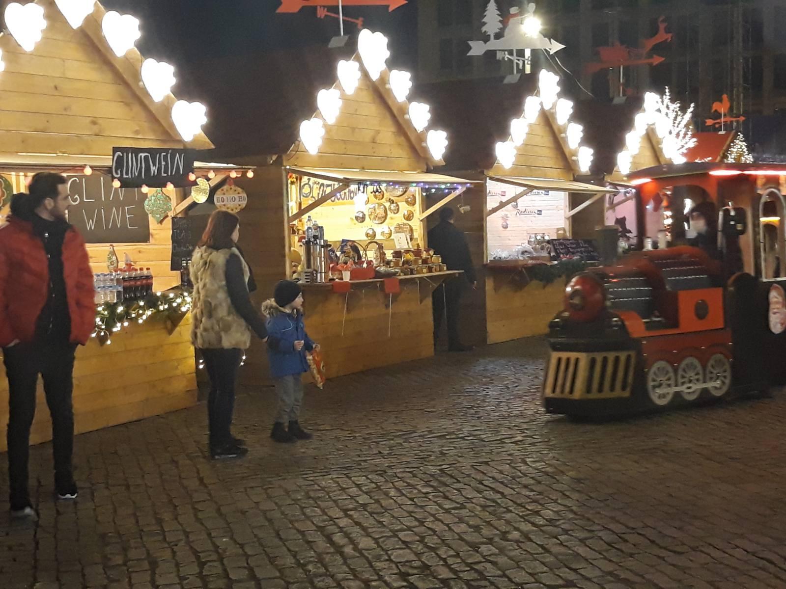 Božićni sajam Tbilisi