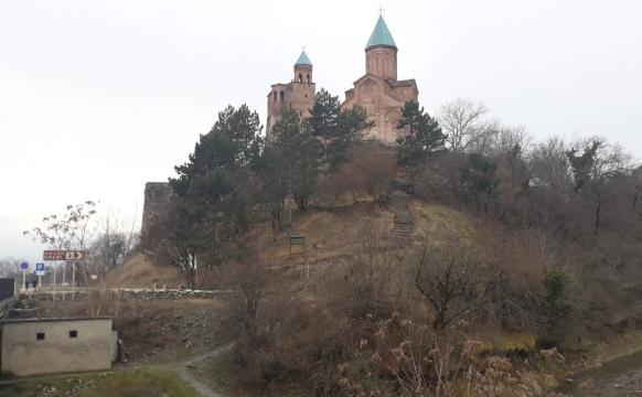 Dvorac na putu