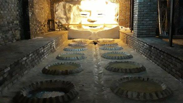 Shumi winery kvevri