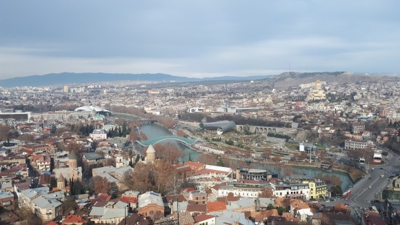 Tbilisi pogled